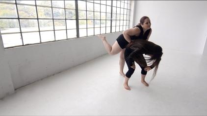 Ruth Perez & Lauren Baines